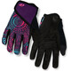 Giro DND II Bike Gloves Children purple/black